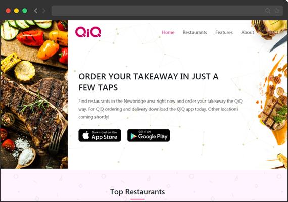 Online half & half pizza ordering software, Online pizza demo